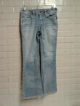 Women's Silver Jeans Blue Size W26 L30 Bootcut Jeans - $8.46