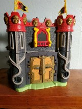 Fisher Price Imaginext Castle Lot - $19.79