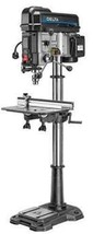 Drill Press Fence Woodworking Tool 24 in. Adjustable Stop HeavyDuty Tabl... - $80.96