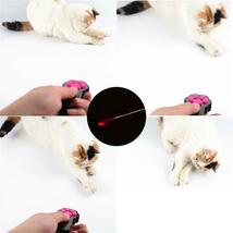Cat Toys LED Laser Pointer Interactive Playing Training Supplies Pet Accessories image 7