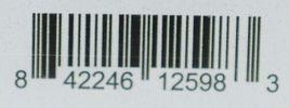 Lovepop LP2598 Happy Birthday Llama Pop Up Card White Envelope Cellophane wrap image 7
