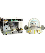 Rick and Morty Funko POP! Hot Topic Exclusive - Rick's Ship - $99.90