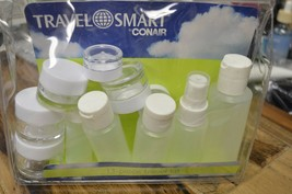 "Portable Storage Bottle Liquid Spray Container Mix 13Pcs ""damaged Pouch"" - $3.95"