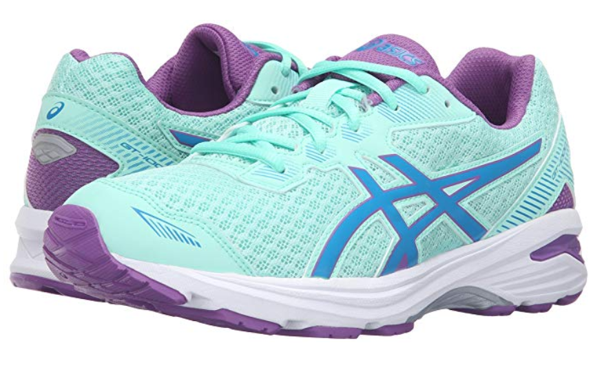 Asics GT 1000 v 5 GS Size 6.5 M (Y) EU 39.5 Youth Kid's Running Shoes Mint C619N
