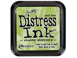 Ranger Tim Holtz Distress Ink Pad Full Size, Shabby Shutters