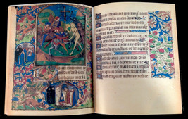 Catholic Church - Book Of Hours Use Of Orléans, 1490 Facsimile - $149.99