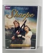 Sharpe: Complete Season Two DVD 1994 BBC Studios 2 Discs - $8.90