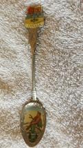 """Collector Souvenir Spoon Canada Cardinal 5 1/4""""  SP255 - $14.99"""
