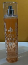 Bath & Body Works Pretty as a Peach  Fine Fragrance Mist 8oz. - $15.34