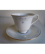 Royal Doulton Classique Cup and Saucer Set Footed - $6.33