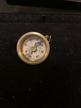 VINTAGE MARBLE'S OUTDOORS PIN-ON COAT HUNTING COMPASS - $37.62