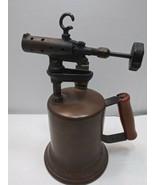 Vintage Clayton & Lambert Brass Blow Torch  USA - $89.99