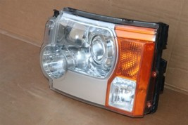 05-09 Land Rover LandRover LR3 Xenon HID Headlight Left Driver LH - POLISHED image 2