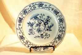 Nikko Ming Tree Blue Salad Plate 505 - $7.61