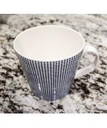 Royal Doulton 'Pacific' Blue Spots Coffee Tea Mug - $11.70