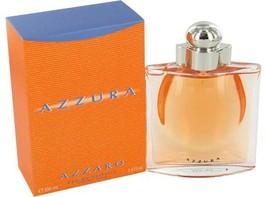 Azzaro Azzura Perfume 3.4 Oz Eau De Toilette Spray image 2