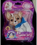 BRAND NEW IN PACKAGE Teacup Doggies Fashion Set,  Take It Easy Set - $6.92