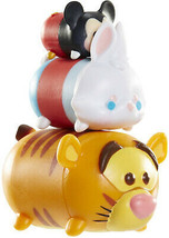 Disney Tsum Tsum 3 Pack: Mickey, White Rabbit, Tigger - Multi - $21.15