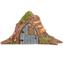 Pacific Giftware Miniature Fairy Garden of Enchantment Fairy Tree Trunk ... - $23.75