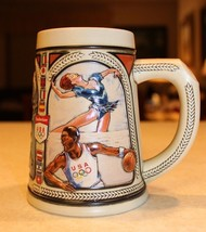1992 US Olympic Beer Stein Ceramic Limited Edition - $17.09