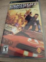 Sony PSP Pursuit Force image 1