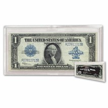 (10) BCW Deluxe Currency Slab - Large Bill -   3 1/4 X 7 1/2 - $28.40