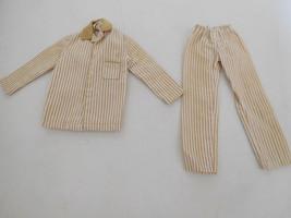 Vintage 1961 Ken Sleeper Set Pajamas Mattel Clothes - $9.99
