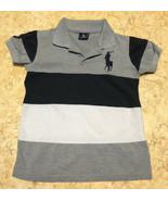 Polo Sport Boys Shirt Sm (4-5) - £9.80 GBP