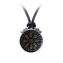 Aegishjalmur Pendant by Alchemy Gothic - $30.00