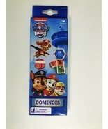 DISNEY DOMINOES GAMES (PAW PATROL) - $4.89