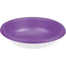 Amethyst 20 Oz. Paper Bowl/Case of 200 - €48,96 EUR