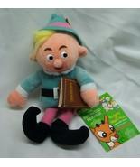 "Rudolph Island of Misfit Toys HERBIE THE ELF 8"" Plush STUFFED ANIMAL Cvs... - $24.74"