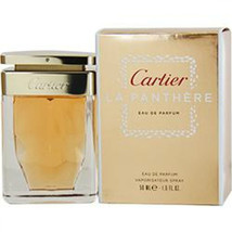 Cartier La Panthere Women Eau de Parfum EDP 1.7oz / 50ml Brand New and Sealed - $48.35