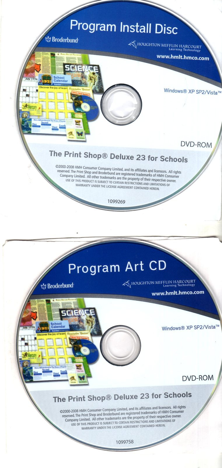 The Print Shop Delux - Windows PC - $20.00
