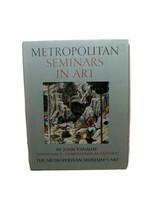Metropolitan Seminars In Art By John Canaday Volume 5 w/f 12 prints 1958... - $14.00