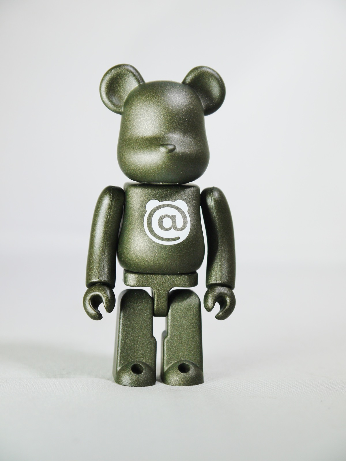 Primary image for Medicom Toy Be@rbrick BEARBRICK 100% Series 33 Basic Copper Black