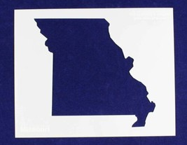 """State of Missouri Stencil 14 Mil 8"""" X 10"""" Painting /Crafts/ Templates - $13.99"""
