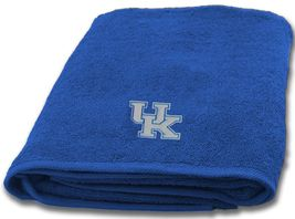 University of Kentucky Bath Towel dimensions are 25 x 50 inches - $17.95
