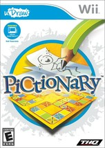 Pictionary - Udraw - Nintendo Wii [video game] - $16.65