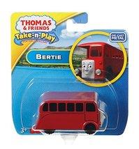 Fisher-Price Thomas & Friends Take-n-Play, Hybrid Bertie Engine - $23.71