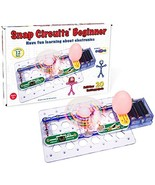 Snap Circuits Beginner Electronics Exploration Kit | Over 20 STEM Projec... - $23.52