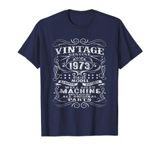 Brother Shirts - 45th Birthday Vintage Genuine 1973 Limited Edition T-Sh... - $19.95+