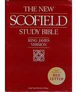 The New Scofield Study Bible (King James Version/Lrg Type Red Lttr ed) S... - $34.60