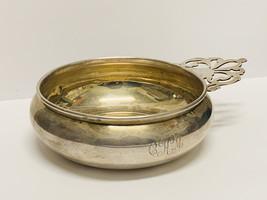 Vintage Rogers Lunt 560 Sterling Silver Small Porringer Bowl - $75.00