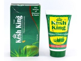 Ayurvedic Kesh King Herbal Conditioner Scalp remedy No Hair Fall - $6.30