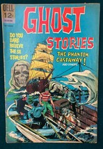 GHOST STORIES #15 (1966) Dell Comics VG+ - $9.89