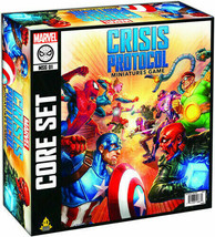 Marvel - Crisis Protocol Core Set  -=NEW & Sealed=- Miniatures Board Game - $94.95