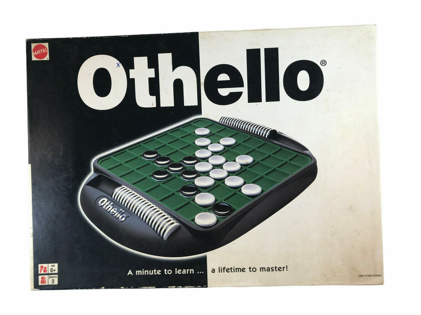 Primary image for Othello Board Game-Complete