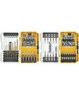 DeWALT ToughGrip 100-PC Shank Drill & Driver Bit Set w/ 2 Tough Cases-DW... - $29.95