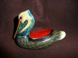 pelican soap/candy dish  - $7.00